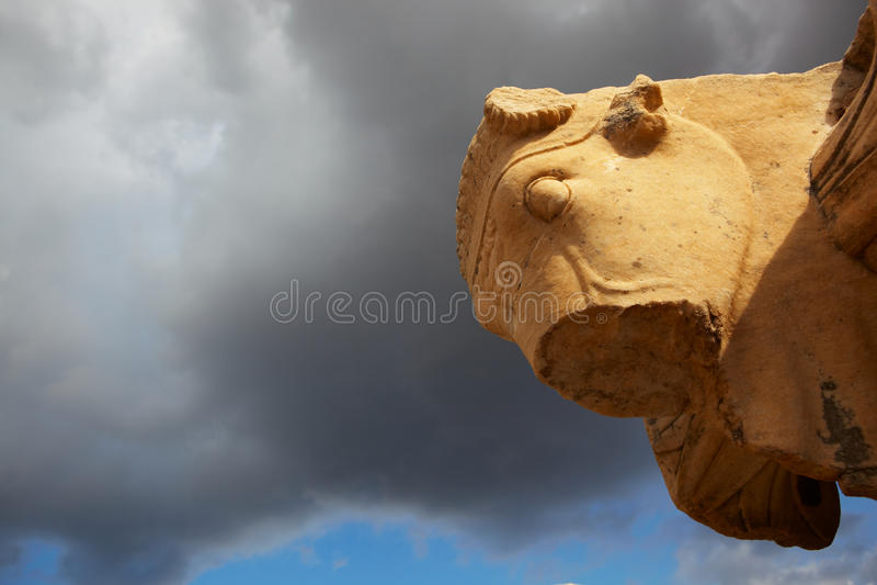 Download Ephesus in Turkey stock image. Image of roman, monuments - 23292409