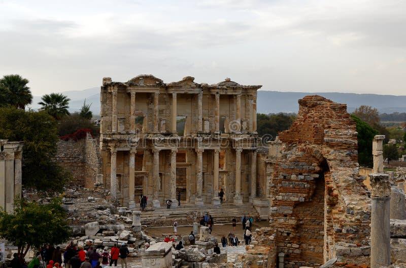 Ephesus, Turkey royalty free stock images