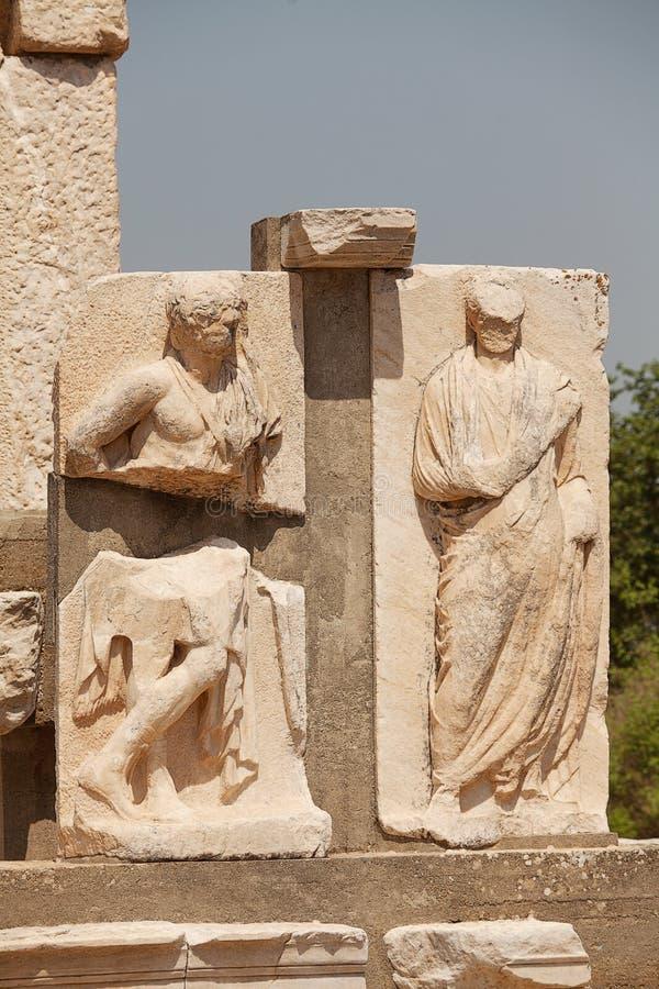 Ephesus Turquie images stock