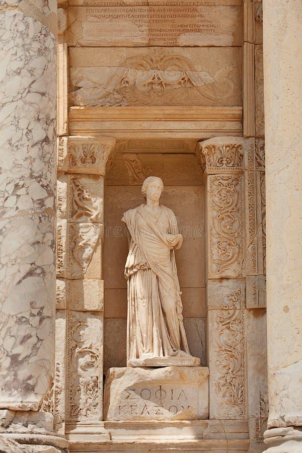 Ephesus Turquie image libre de droits