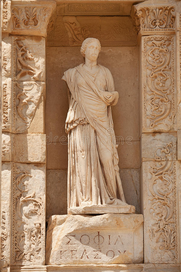 Ephesus Turquie image stock