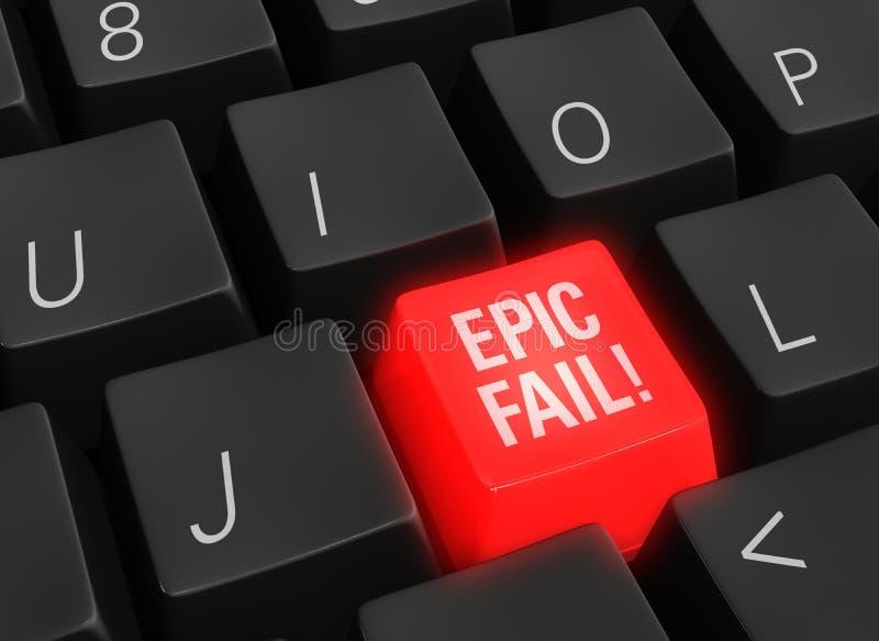 Epicki Fail W technologii ilustracji