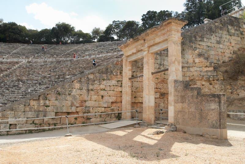 Epidaurus fotografia stock libera da diritti
