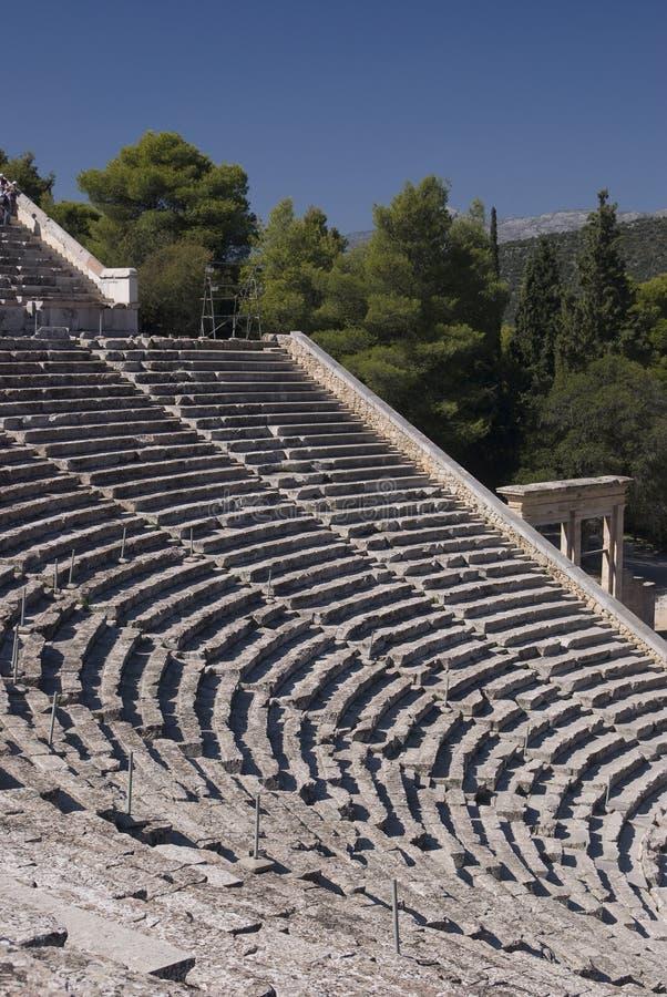 Epidaurus fotografía de archivo