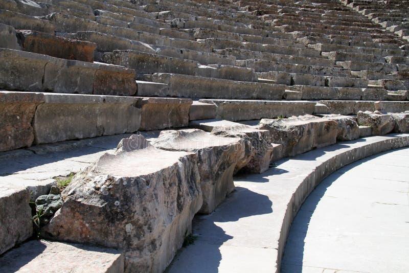 Epidaurus Theater - Greece stock images