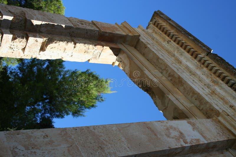 epidavros Ελλάδα Πελοπόννησος στοκ φωτογραφίες με δικαίωμα ελεύθερης χρήσης