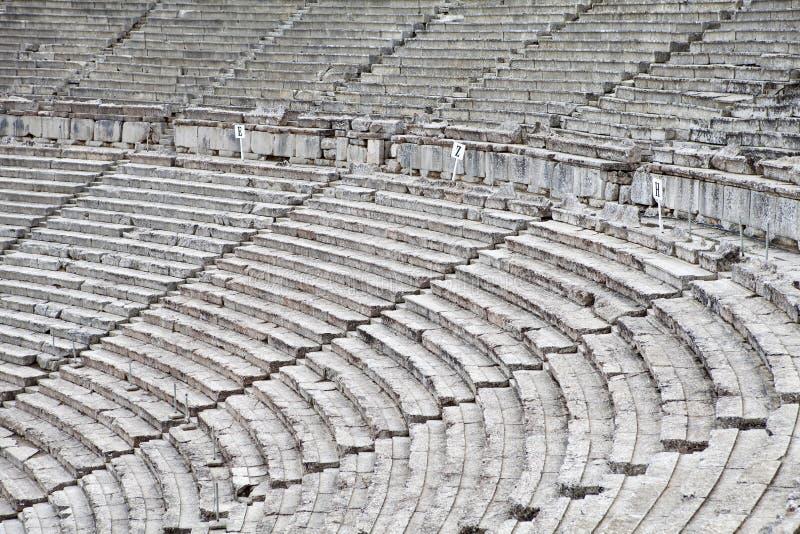 Epidavros fotografia stock