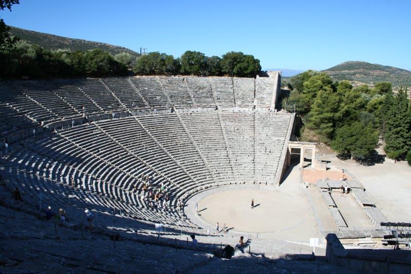 Epidavros - Péloponnèse - la Grèce photographie stock