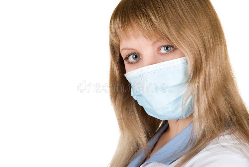 Epidemia da gripe fotos de stock