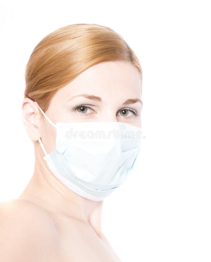 Epidemie. H1N1 lizenzfreie stockbilder
