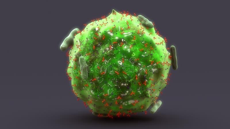 epinefrine vector illustratie