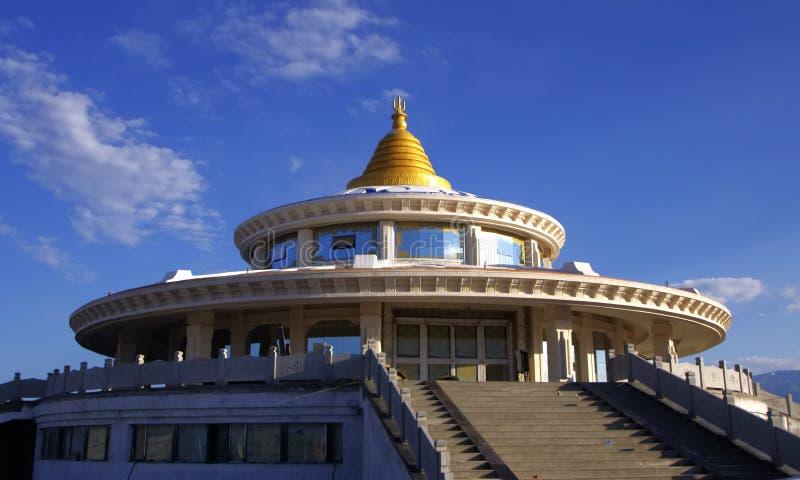 Epopeja Jangar pałac zdjęcia royalty free