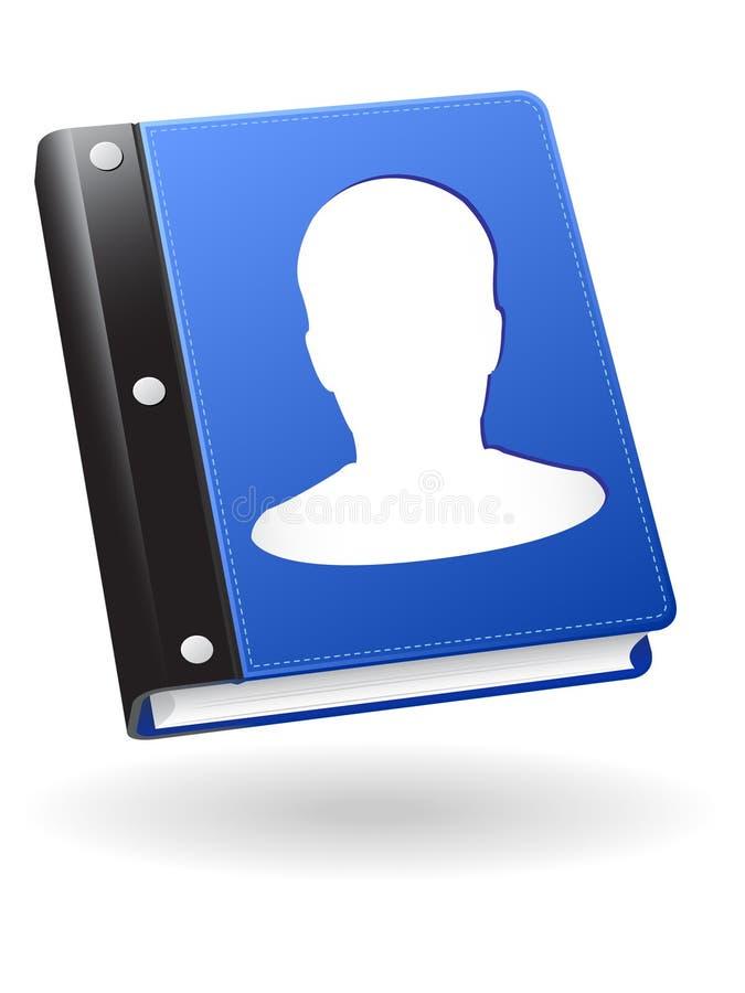 eps图标网络社交 向量例证