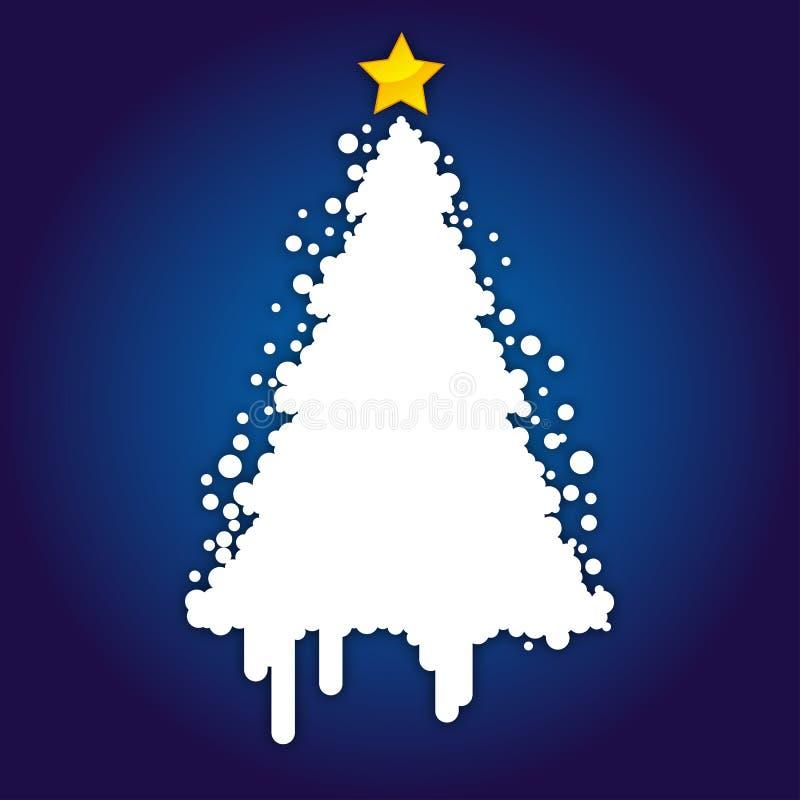 eps Χριστουγέννων καρτών 8 ανασκόπησης συμπεριλαμβανόμενο αρχείο διάνυσμα διανυσματική απεικόνιση