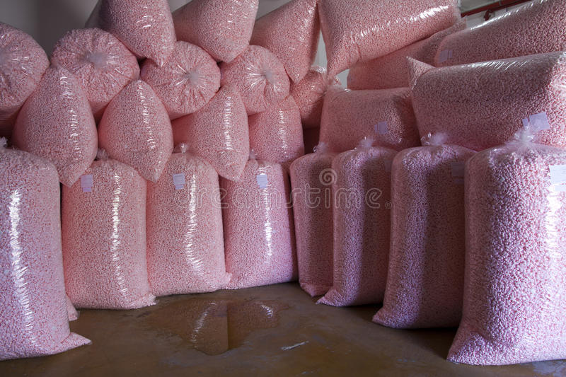 Download EPS Beads stock image. Image of industry, polystyrene - 20175157