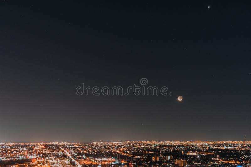 eps jpg αστέρια φεγγαριών στοκ εικόνες με δικαίωμα ελεύθερης χρήσης