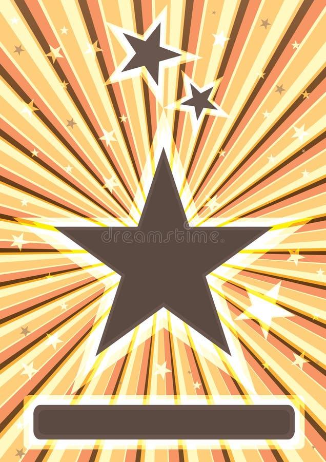 Download Eps połysku gwiazdy ilustracja wektor. Obraz złożonej z arte - 19712954