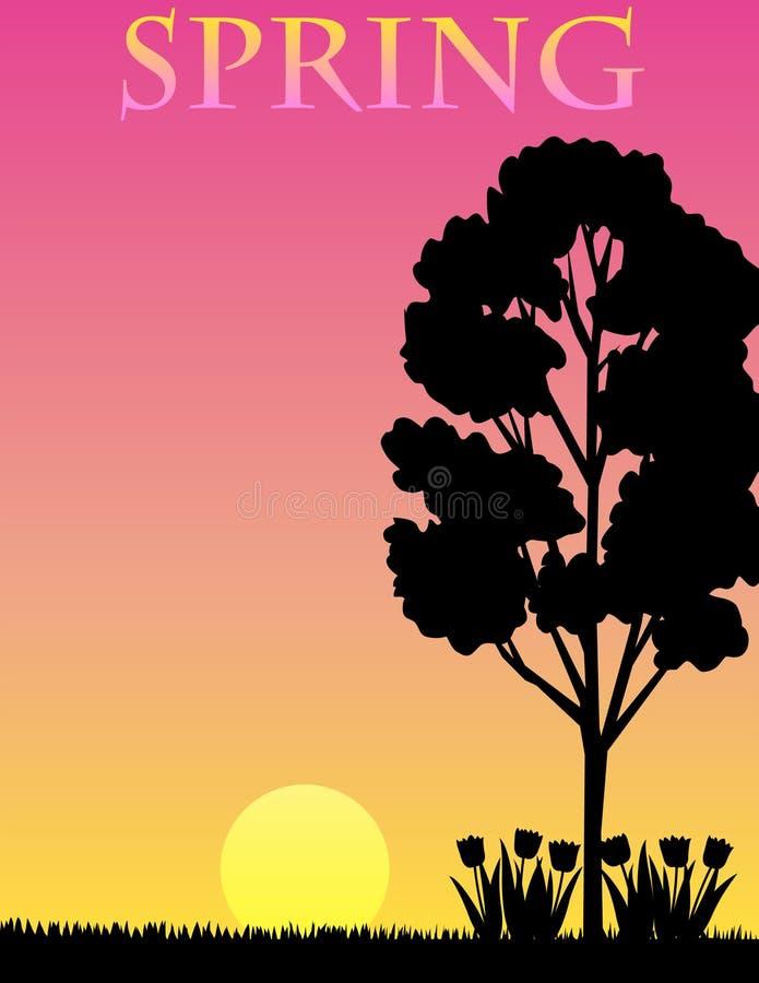 eps tła lato ilustracji