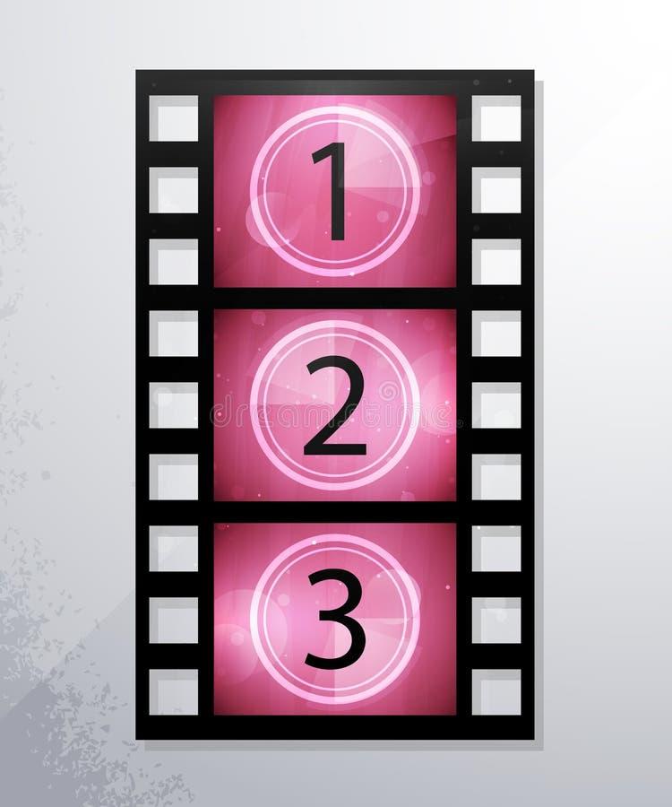 eps10 ekranowy ikon przezroczystości wektor royalty ilustracja