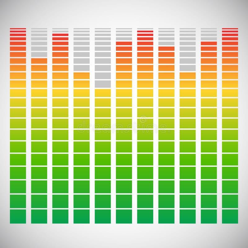 Download Eq, элемент выравнивателя для музыки связало дизайн Иллюстрация вектора - иллюстрации насчитывающей аукционов, медвежим: 81806788