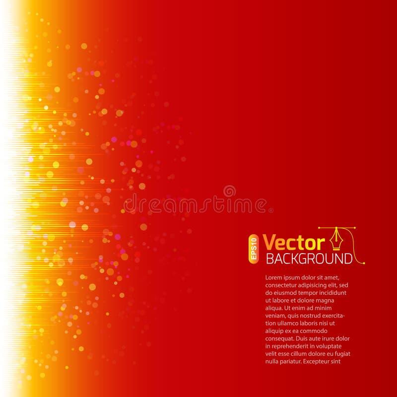 Equalizador da música, tecnologia sadia ilustração do vetor