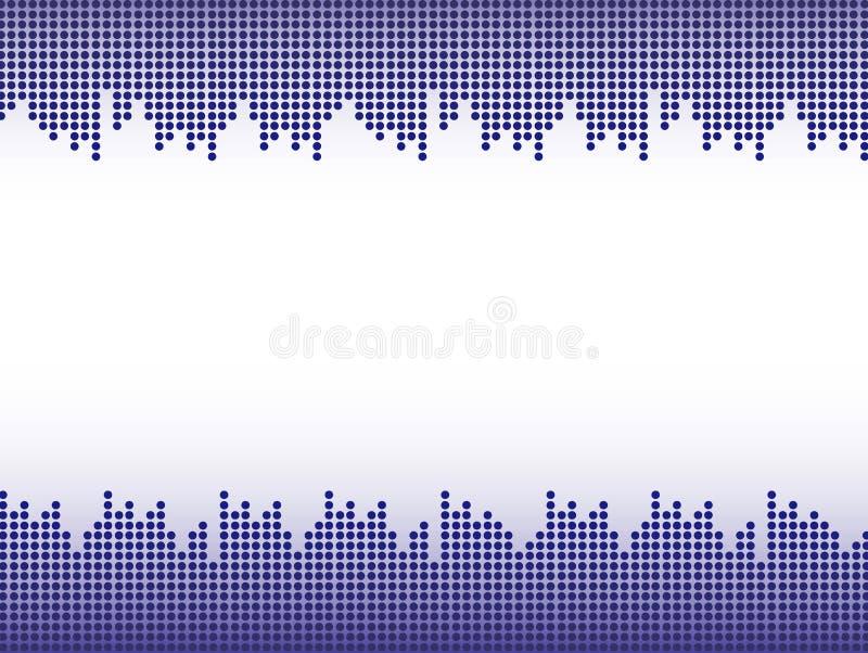 Equalizer vector illustration