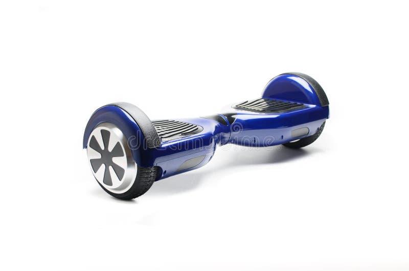 Equilíbrio do auto da roda dupla bonde fotografia de stock
