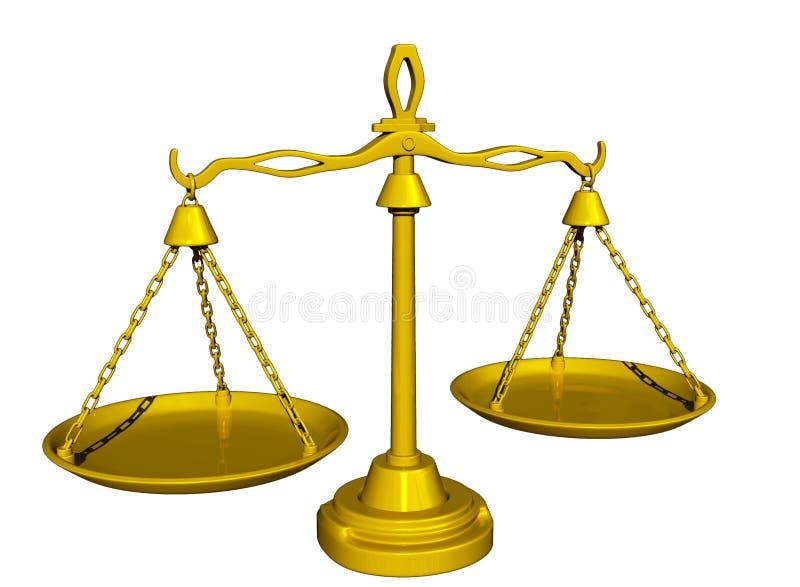 Equilibrio royalty illustrazione gratis