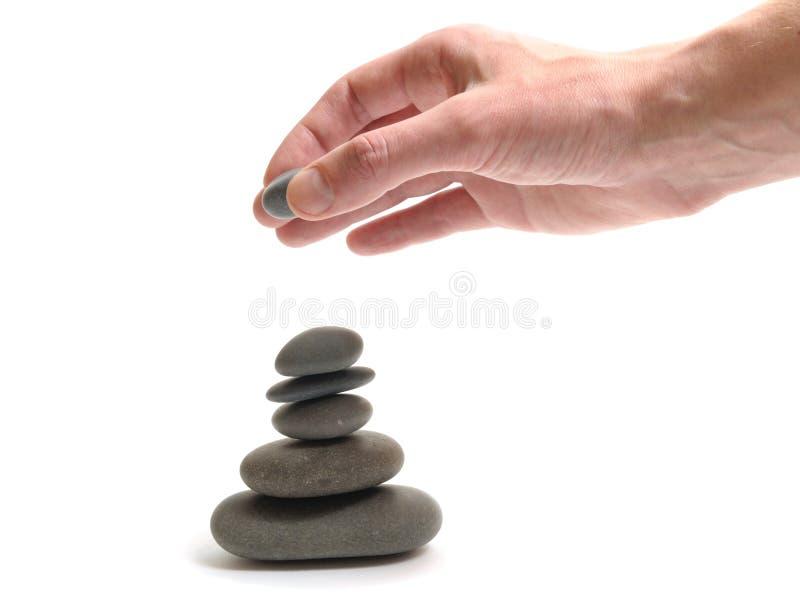 Equilibrio immagine stock