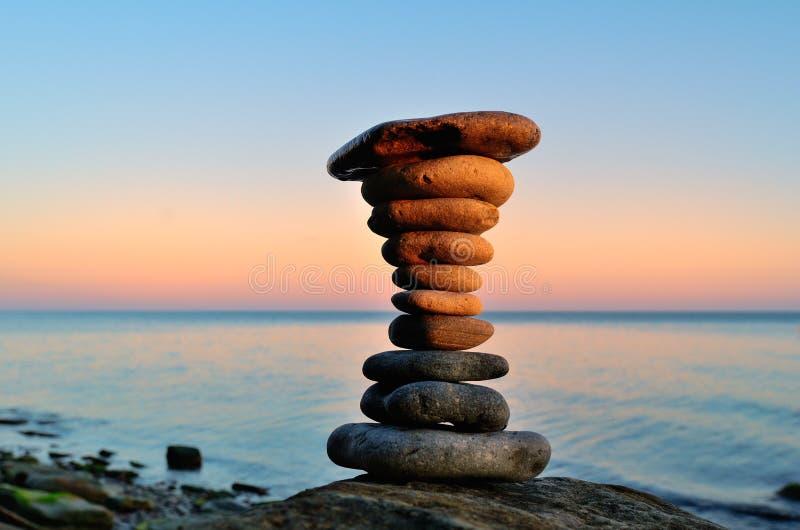 Equilibrio constante fotos de archivo