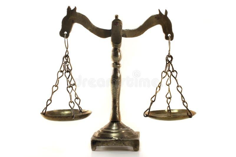 Equilibrio di fascio immagine stock