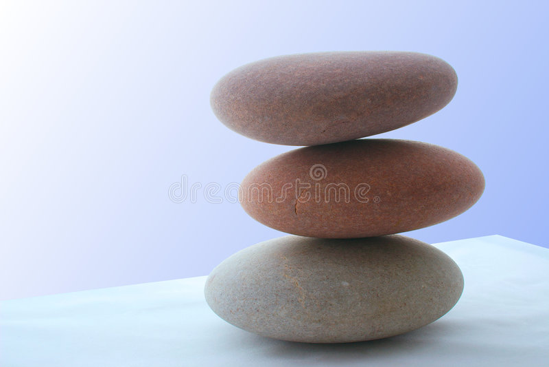 Equilibrio perfecto foto de archivo