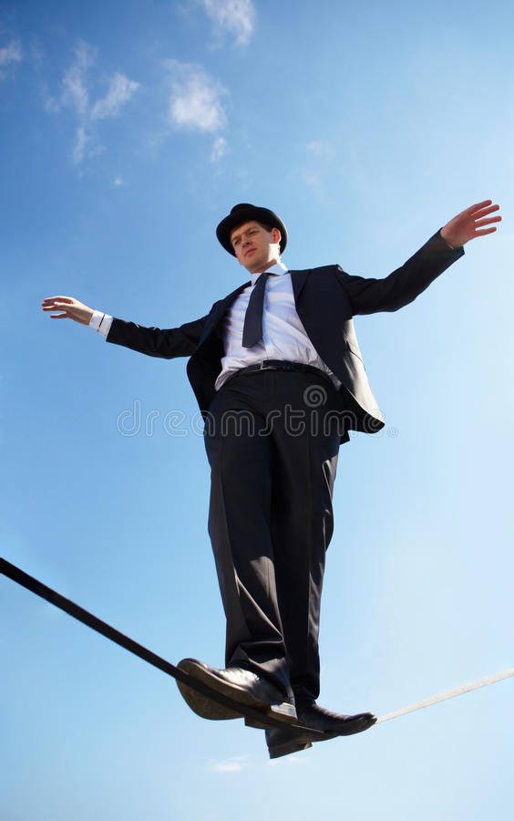 Download Equilibrium stock photo. Image of boss, champion, executive - 16129526