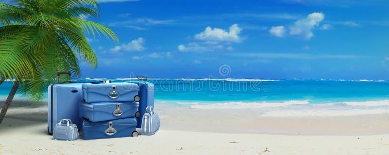 Equipaje el vacaciones