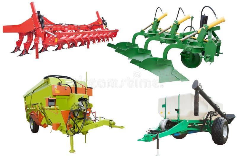 Equipamento agrícola foto de stock