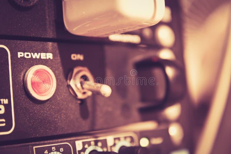 Equipamento audio imagens de stock royalty free