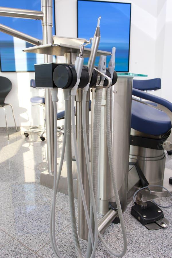 Equipamento 3 de Mouth Oral Surgery do dentista fotografia de stock