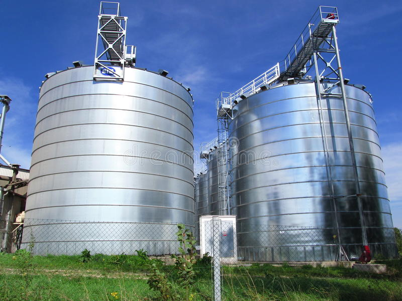 Equipamento na agricultura fotografia de stock royalty free