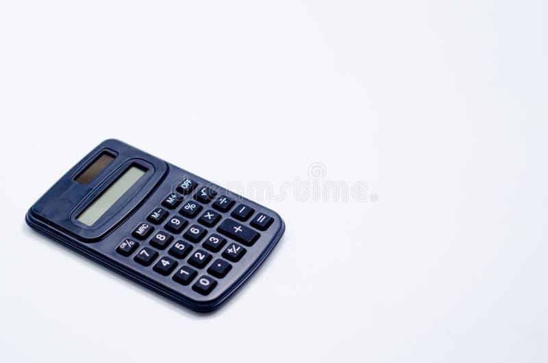 Equipamento para calcular números fotografia de stock
