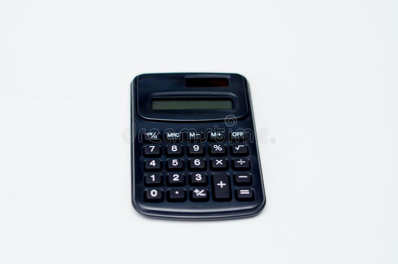 Equipamento para calcular números foto de stock royalty free