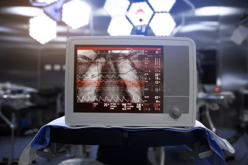 Equipamento técnico inovativo na ciência médica fotos de stock