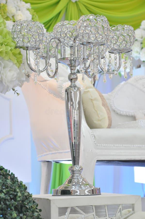 Equipamento tradicional no dia do casamento imagens de stock royalty free