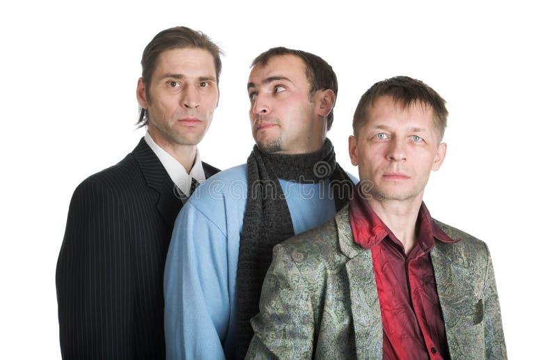 Equipe foto de stock