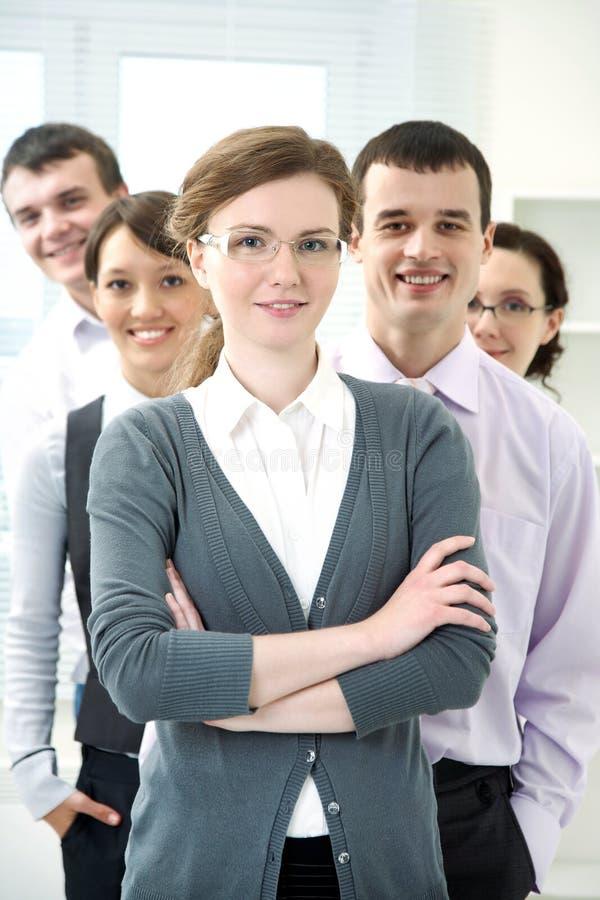 Equipe de Businesss foto de stock