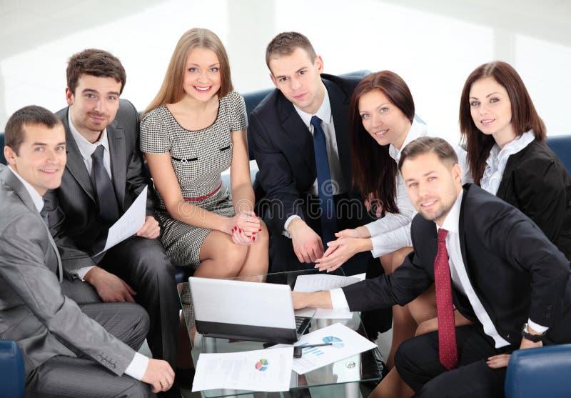 Equipe do negócio fotografia de stock royalty free