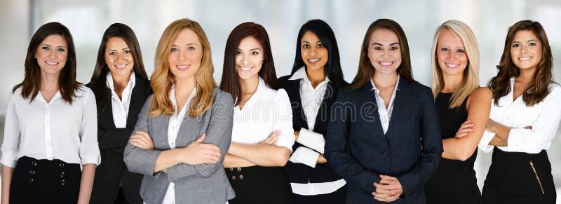 Equipe do negócio no trabalho imagem de stock