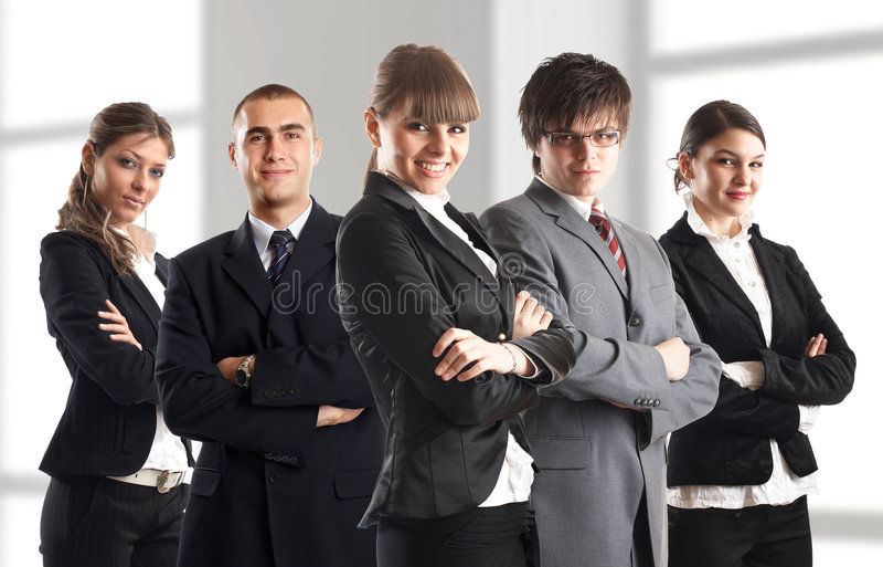 Equipe ideal fotos de stock