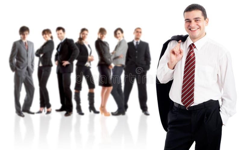 Equipe ideal imagem de stock