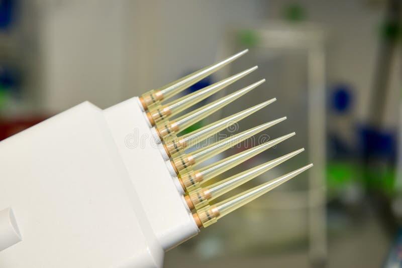 Equipment biochemistry labor stock photography