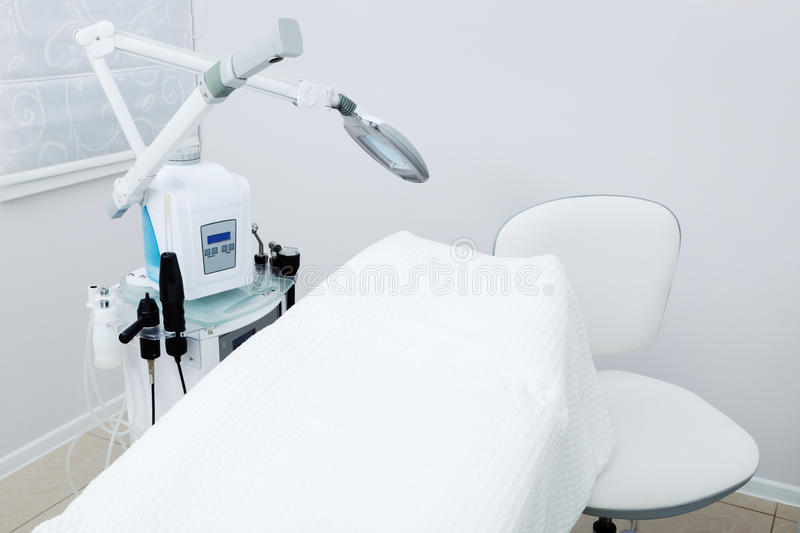 Equipment for cosmetics royalty free stock images
